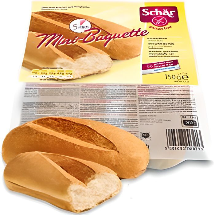Mini baguette - 2x75g