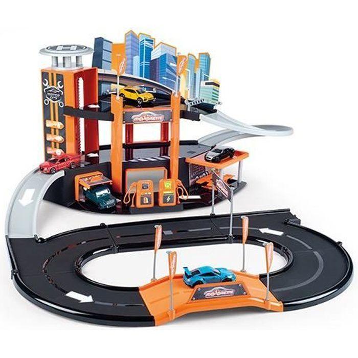 MAJORETTE Garage Motor City Plus