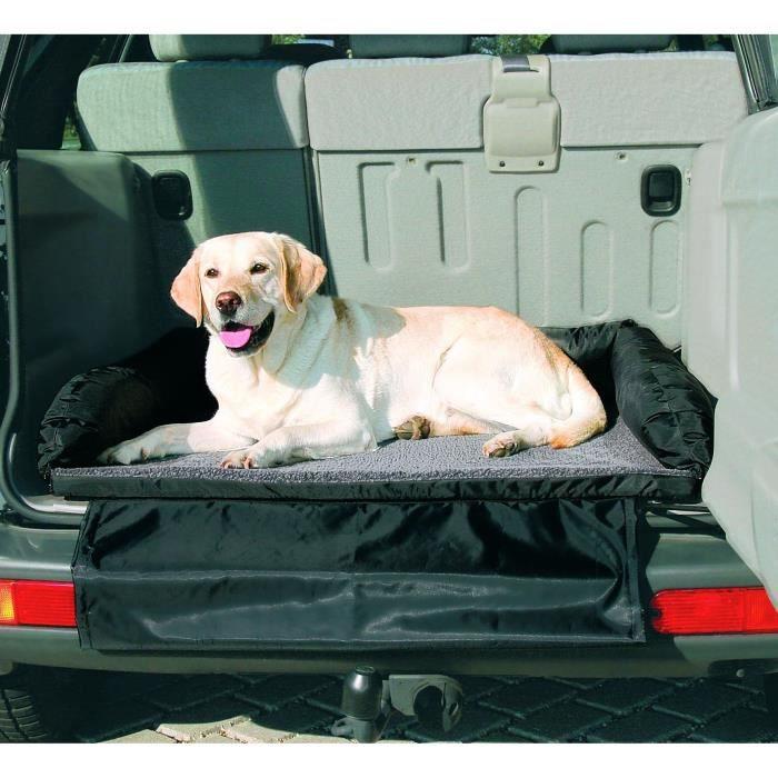 TRIXIE Lit de coffre voiture pour chien 95x75 cm