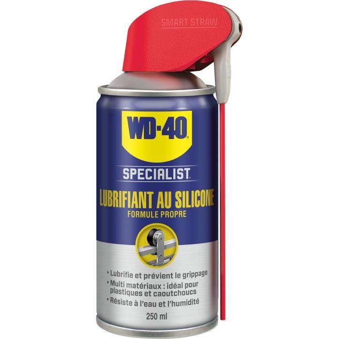 WD-40 SPECIALIST Lubrifiant au Silicone aérosol - 250 ml