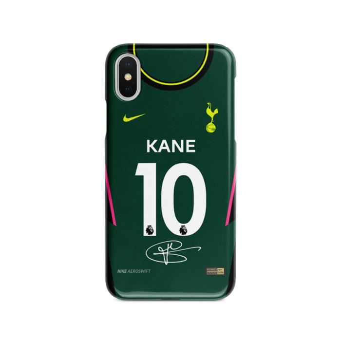 Coque iPhone 11,20-21 Maillot Extérieur Tottenham Hotspur KANE Premium Anti-Chocs Football Coque de Protection