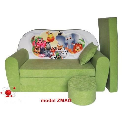 sofa enfant 2 places se transforme en un canap lit achat vente fauteuil canap b b. Black Bedroom Furniture Sets. Home Design Ideas