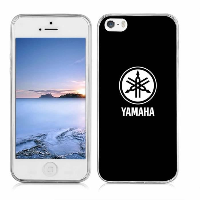 yamaha coque iphone 8