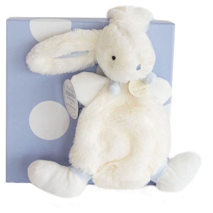 doudou et compagnie doudou bleu lapin bonbon bleu achat vente doudou doudou bleu lapin. Black Bedroom Furniture Sets. Home Design Ideas