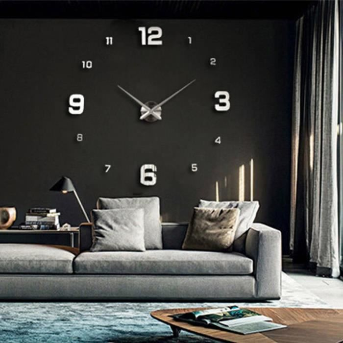 Horloge murale tendance for Decoration murale 3 suisses