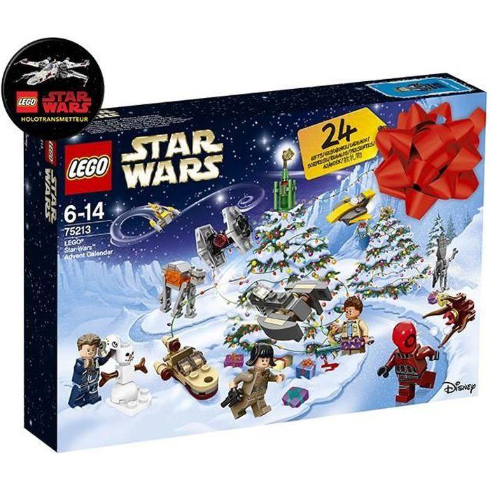 Lego Friends Calendrier De L Avent.Lego Star Wars 75213 Calendrier De L Avent Star Wars