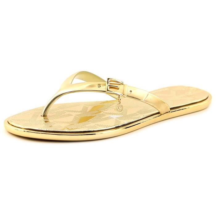 Michael Michael Kors Emory Flip Flop Synthétique Tongs
