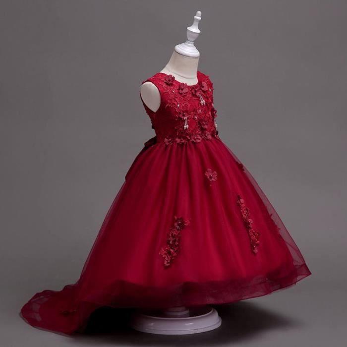Robe de mariage fille 12 ans - Achat / Vente