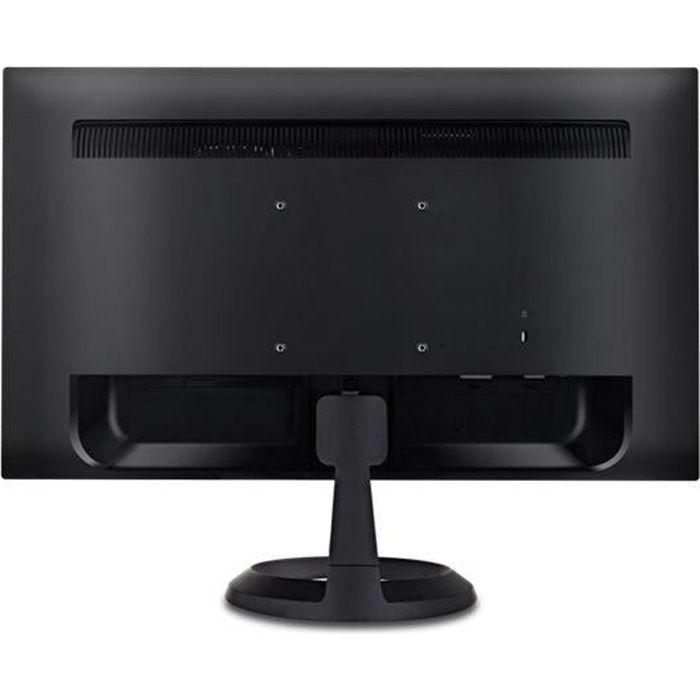 """ECRAN ORDINATEUR VIEWSONIC Écran LED VA2261-2 - 22"""" (21.5"""" visualis"""