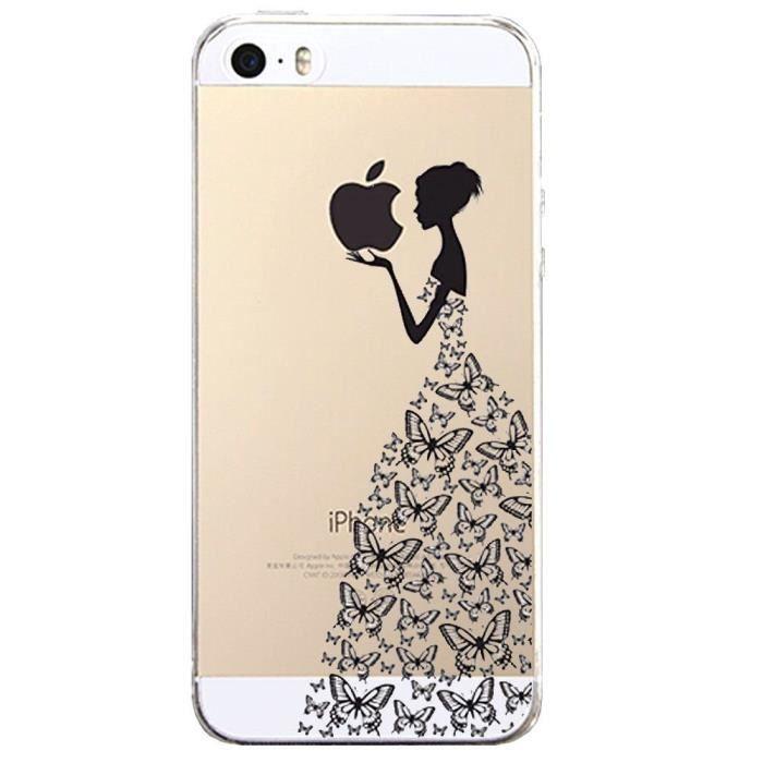 coque iphone 6 princesse silicone