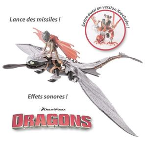 SPIN MASTER Figurines avec armure Dragons