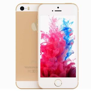 SMARTPHONE APPLE iPhone 5S 16 G Or