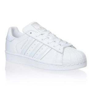 2985e6778b64 BASKET ADIDAS ORIGINALS Baskets Superstar - Femme - Blanc