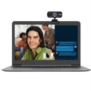 WEBCAM HXSJ S60 1080 HD Webcam Caméra USB2.0 mégapixels a