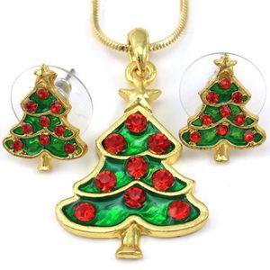Présentoir bijoux Presentoir A Bijoux SCIAD Joyeux arbre de Noël Cha