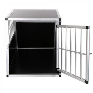 cage de transport pour chiens achat vente cage de. Black Bedroom Furniture Sets. Home Design Ideas