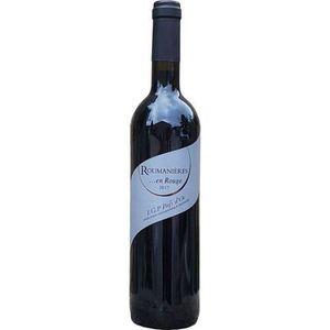 VIN ROUGE 6 bouteilles - Vin rouge - Tranquille - Château Ro