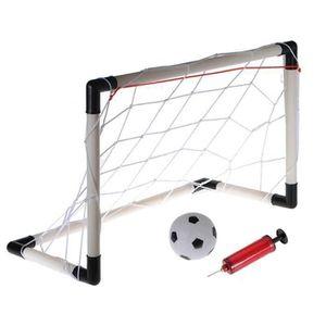 CAGE DE FOOTBALL Mini Football But Cage Filet Ballon Foot Soccer En