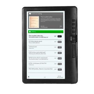 EBOOK - LISEUSE BK7019 Liseuse numérique Touch - 6 pouces lecteur