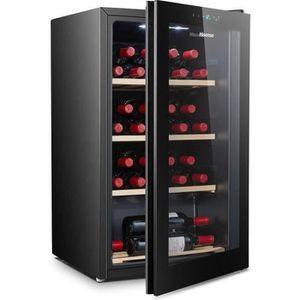 CAVE À VIN HISENSE WSD100A10J - Cave à vin de service - 30 bo
