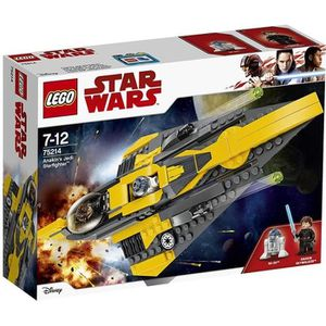 ASSEMBLAGE CONSTRUCTION LEGO® Star Wars™ 75214 Anakin's Jedi Starfighter™