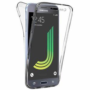 COQUE - BUMPER Coque Samsung J5 2017 silicone intégrale transpare