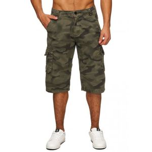 SHORT Hommes Bermuda Shorts plaid short Sport Karo stret