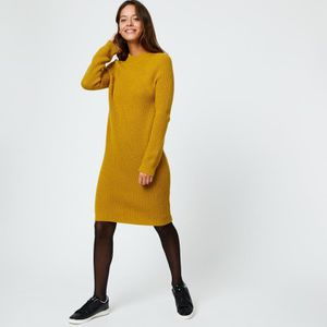Jozsi Mode À Hiver Femme Longue Pull Haut Sauvages Col Robe rfIqFr