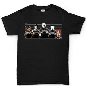 T-SHIRT T-shirt en coton personnalisé pour hommes Le suspe