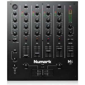 TABLE DE MIXAGE  Numark  M6USB - Table de mixage 4 voies et usb