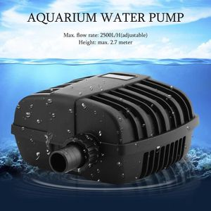 POMPE - FILTRATION  Filtre pompe de aquarium submersible 45w 2500l-h m