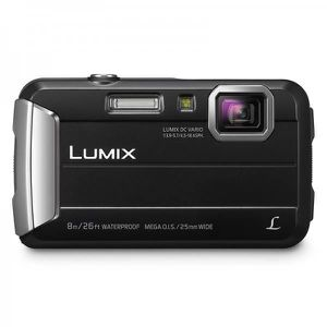 APPAREIL PHOTO COMPACT PANASONIC LUMIX DMC-FT30 NOIR