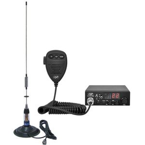 RADIO CB Radio CB PNI Escort HP 8000L ASQ avec Antena CB PN