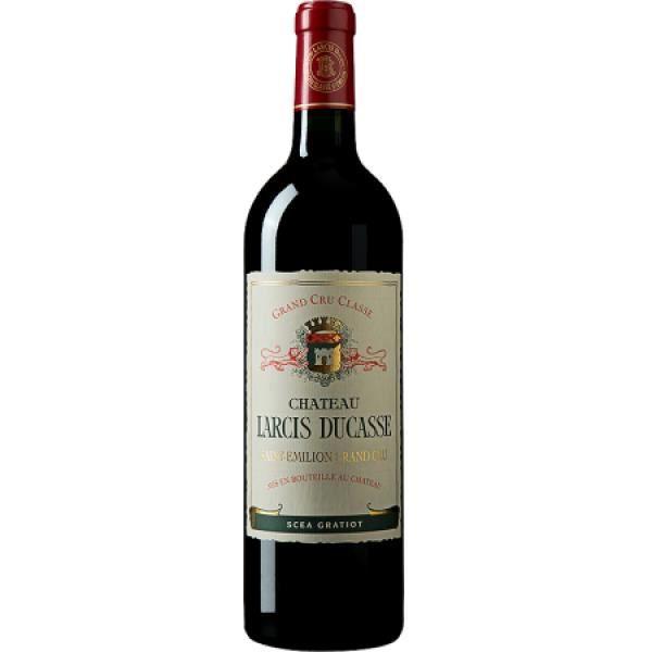 LARCIS DUCASSE 2011 - SAINT EMILION GRAND CRU - 750 ml