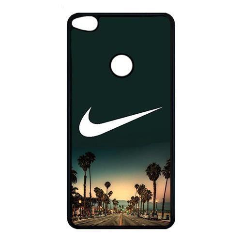 Coque Huawei P8 Lite Nike Palmier Miami logo