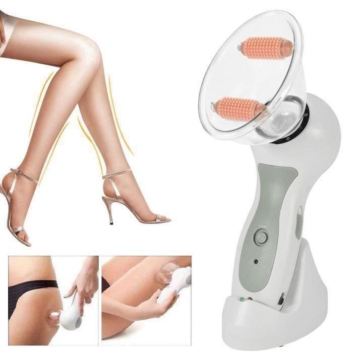 Masseur rouleau anti-cellulite brûler les graisses perdre du poids infrarouge instrument de massage corporel --Rose Vie S01A03
