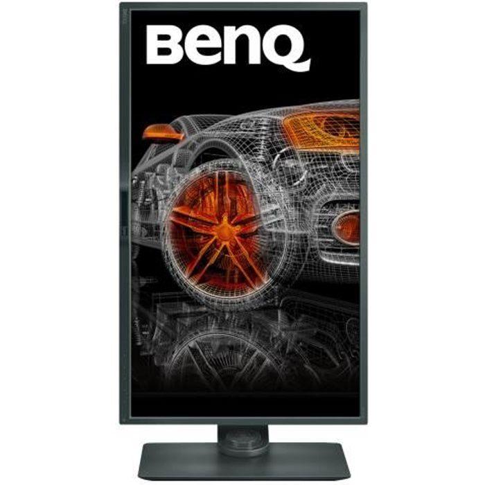 BenQ Designer PD3200Q - Écran LED - 32- - 2560 x 1440 - VA - 3000:1 - 4 ms - HDMI, DVI-D, DisplayPort, Mini DisplayPort - haut