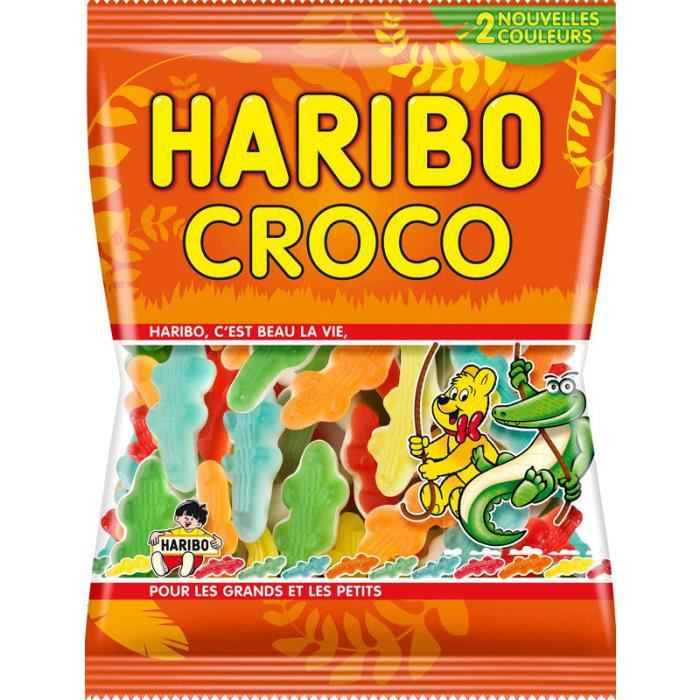 Haribo croco 280 g Haribo