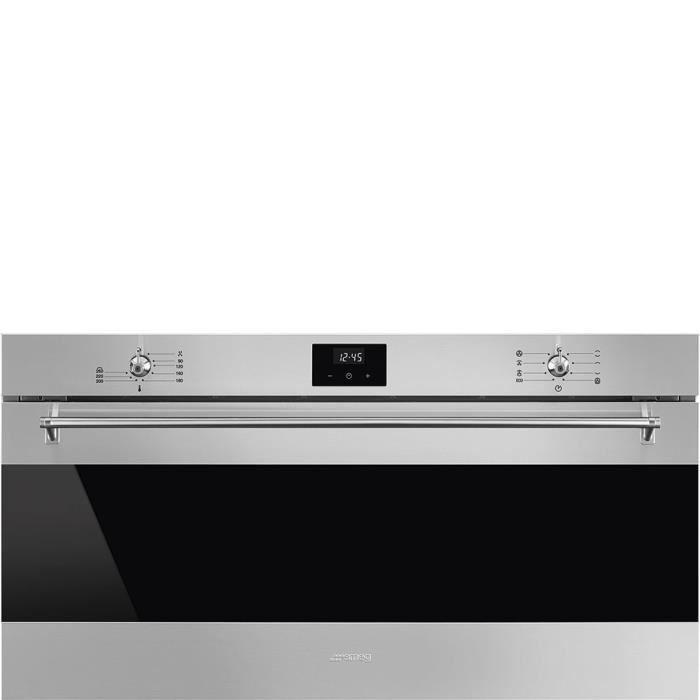 Smeg SFR9300X, Grand, Four électrique, 85 L, 85 L, 30 - 280 °C, Vapeur