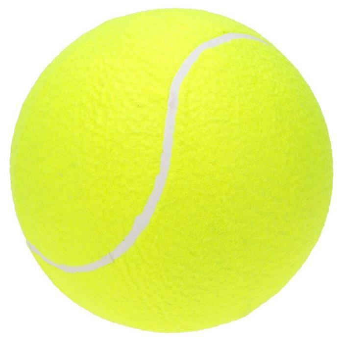 9.5 Pouce balle de tennis geante pour les enfants adultes Fun Fun