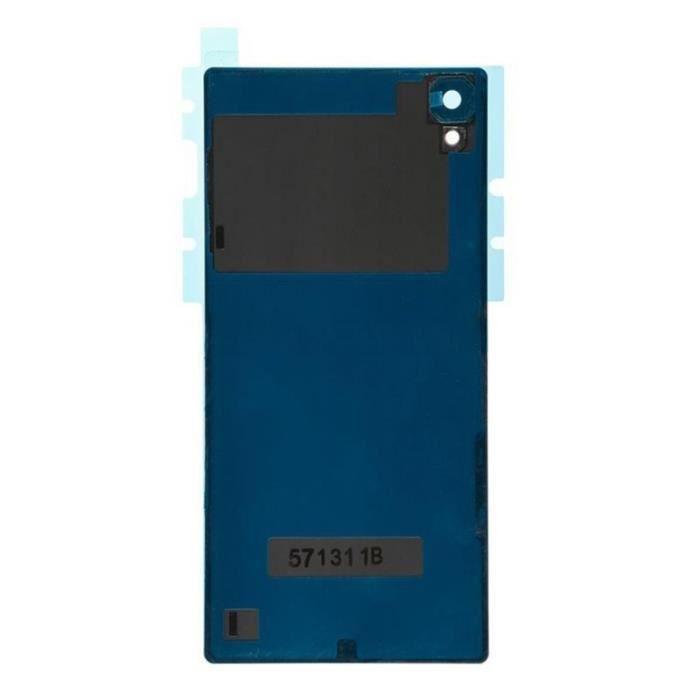 Vitre Arrière Blanc + Adhésif Colle Cache Batterie Pour Sony Xperia Z5 Premium 0,000000