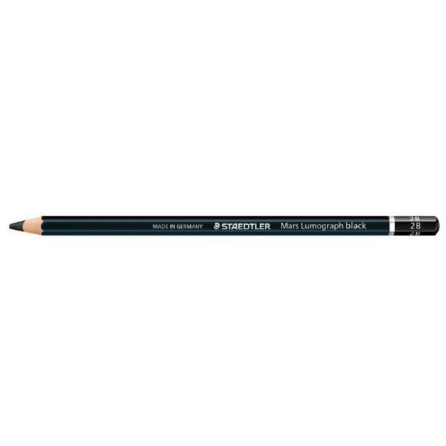 Mars® Lumograph® black 100B - Crayon graphite 7B