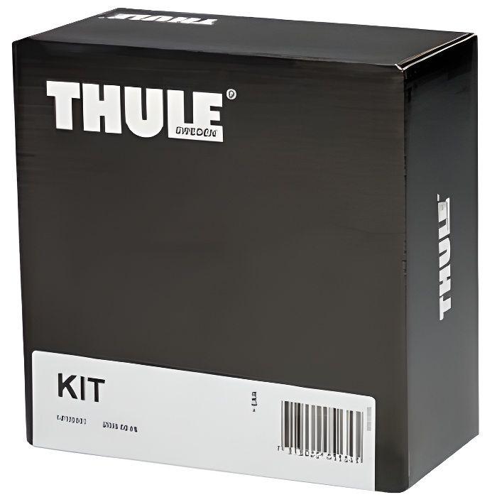 Thule - 4 Kits de fixation 186040 de barre de toit