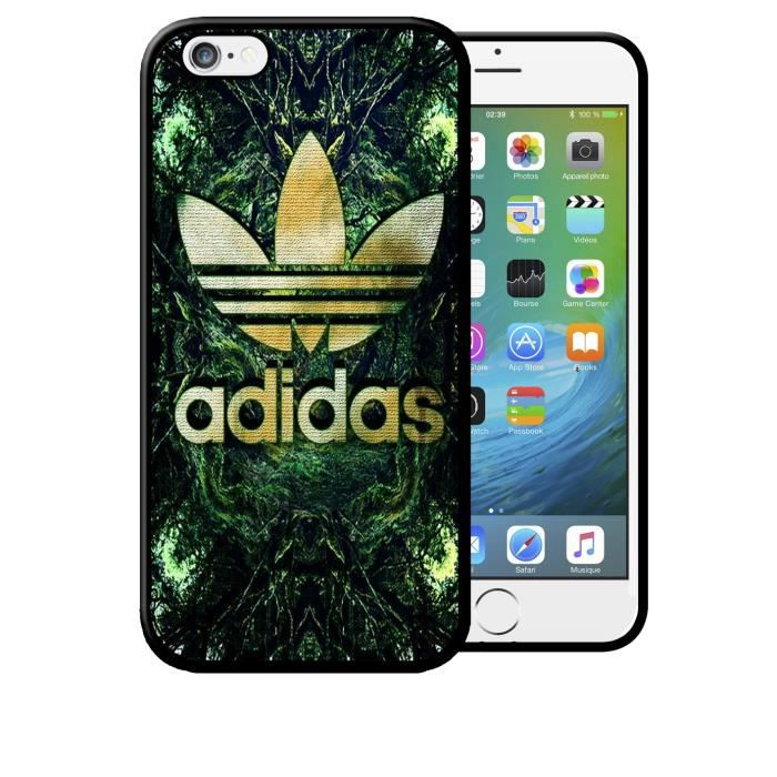 coque feuille iphone 7 plus