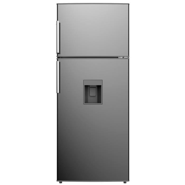 frigo inox 2 portes achat vente frigo inox 2 portes pas cher cdiscount. Black Bedroom Furniture Sets. Home Design Ideas