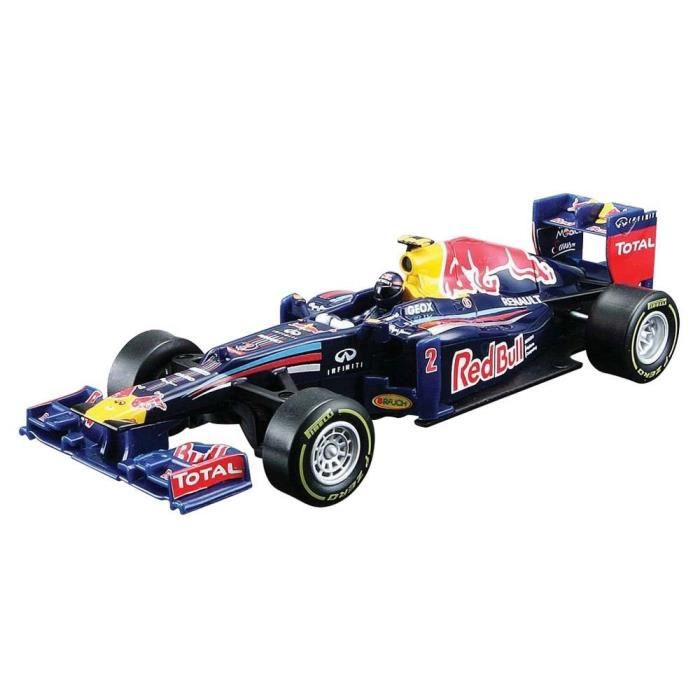 formule 1 red bull renault radiocommand achat vente voiture camion soldes cdiscount. Black Bedroom Furniture Sets. Home Design Ideas