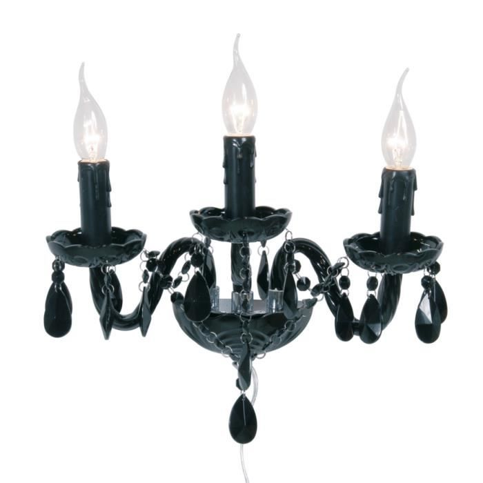 applique murale luminaire baroque. Black Bedroom Furniture Sets. Home Design Ideas