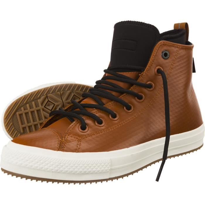 converse cuir camel,converse homme fourre
