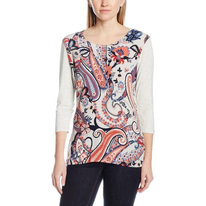 T-SHIRT Gerry Weber T-shirt imprimé graphique pour femme 1