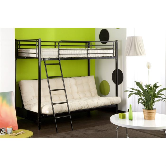 lit superpos clic clac mezzaclic adulte achat vente. Black Bedroom Furniture Sets. Home Design Ideas